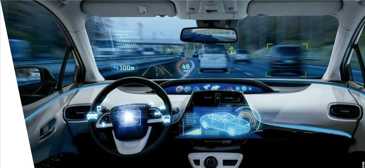 Tecnologia se torna aliada na prevenção de acidentes