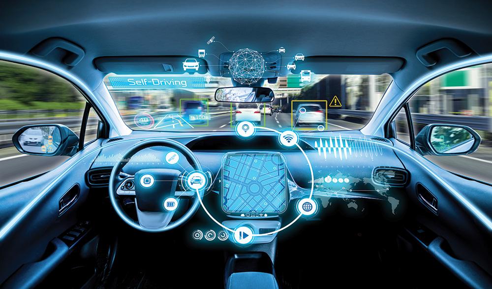 Bem-vindo à rodovia do futuro
