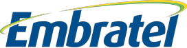 Logotipo Embratel