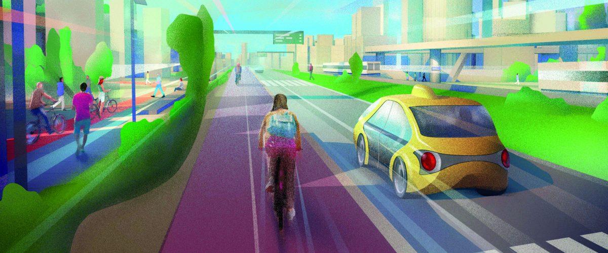 Canais digitais, revista, eventos e rádio discutem os caminhos da mobilidade urbana