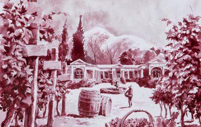 Vinho se transforma em conteúdo artístico nas páginas do Media Lab