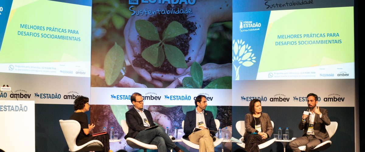 Fórum Estadão Sustentabilidade