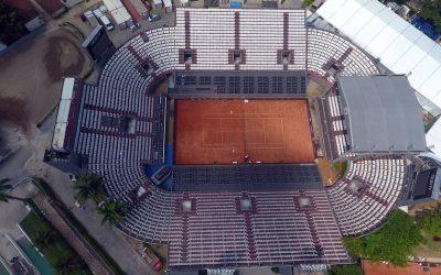 Rolex oferece tour aos bastidores do Rio Open