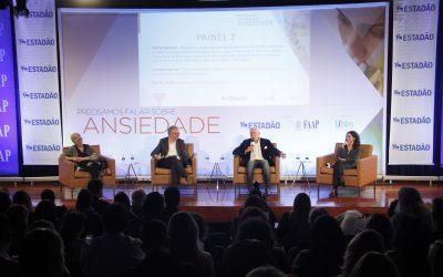 Fórum Estadão: Precisamos Falar Sobre Ansiedade