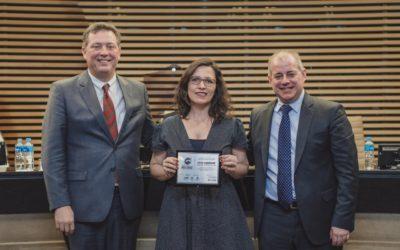 Caderno Agro ganha prêmio de jornalismo