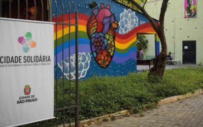 Programa Cidade Solidária ajuda população vulnerável de SP