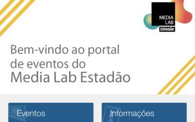 App Estadão Eventos oferece programação exclusiva e interação entre participantes