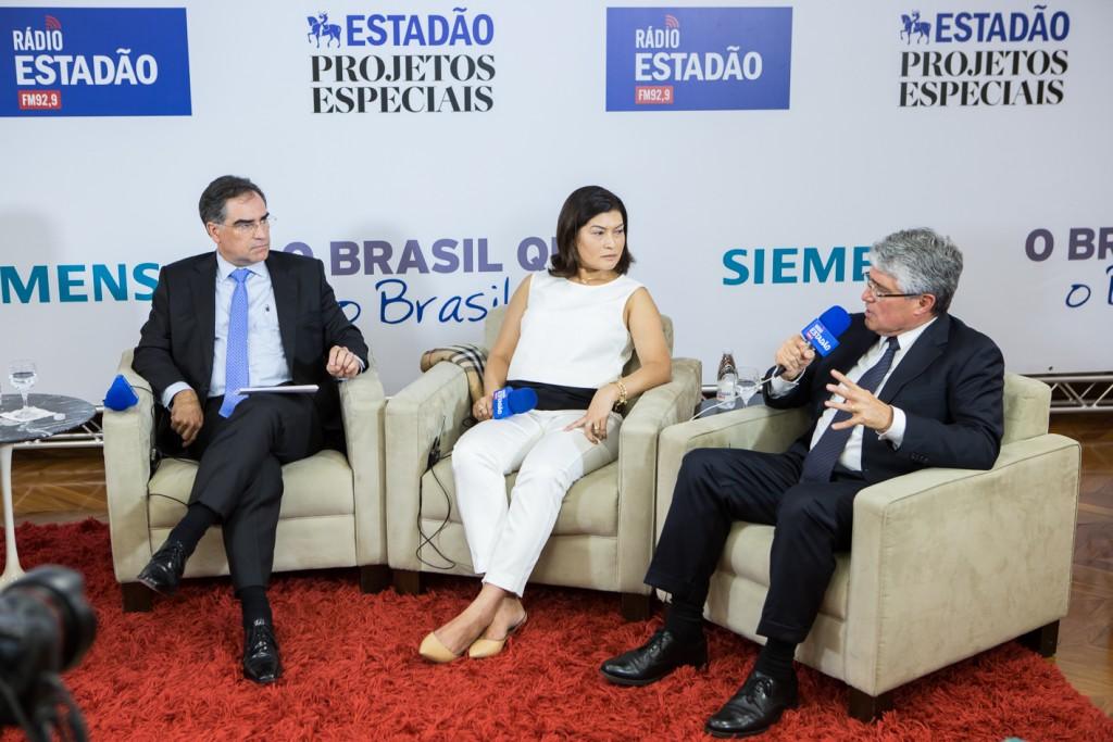 Ouça o que foi discutido no debate sobre Energia Sustentável no Brasil