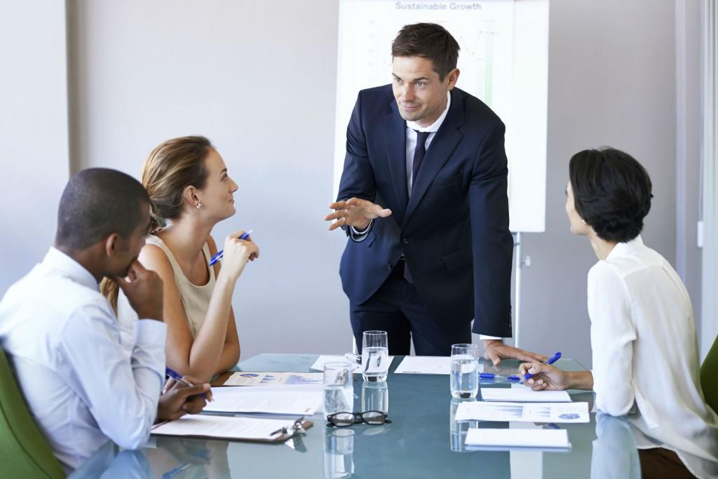 A formação de novos líderes