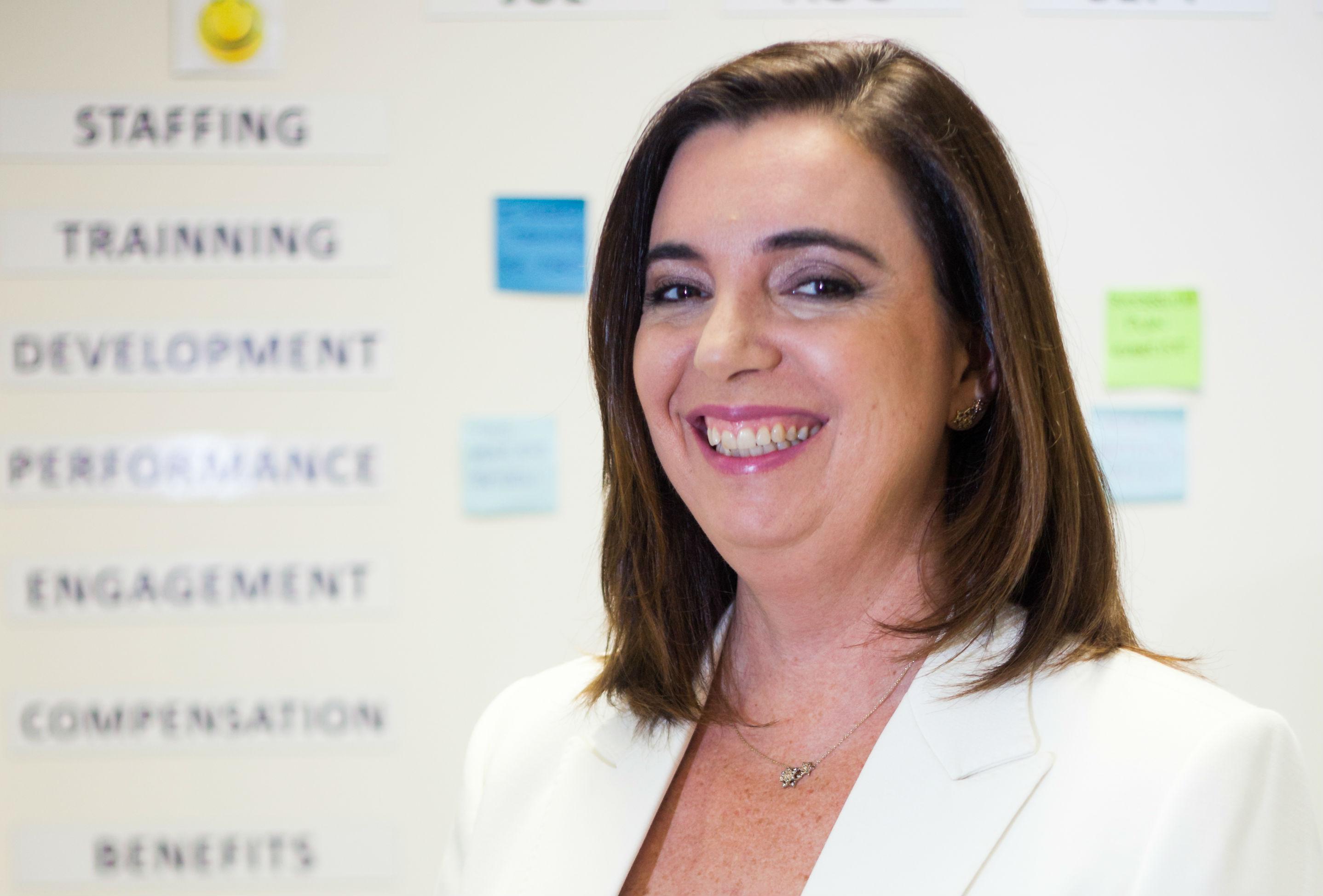 """77% dos respondentes disseram precisar trabalhar em projetos que lhes digam algo"""" - Mariane Guerra"""