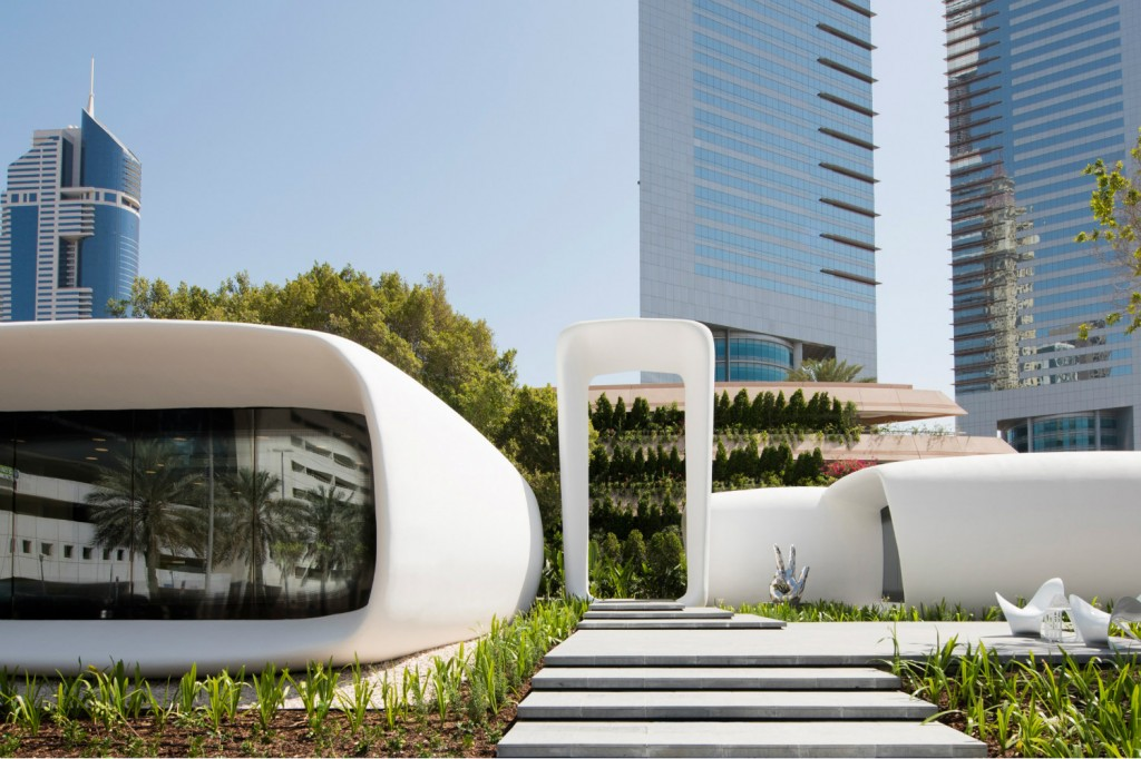 Novas tecnologias mudam a arquitetura