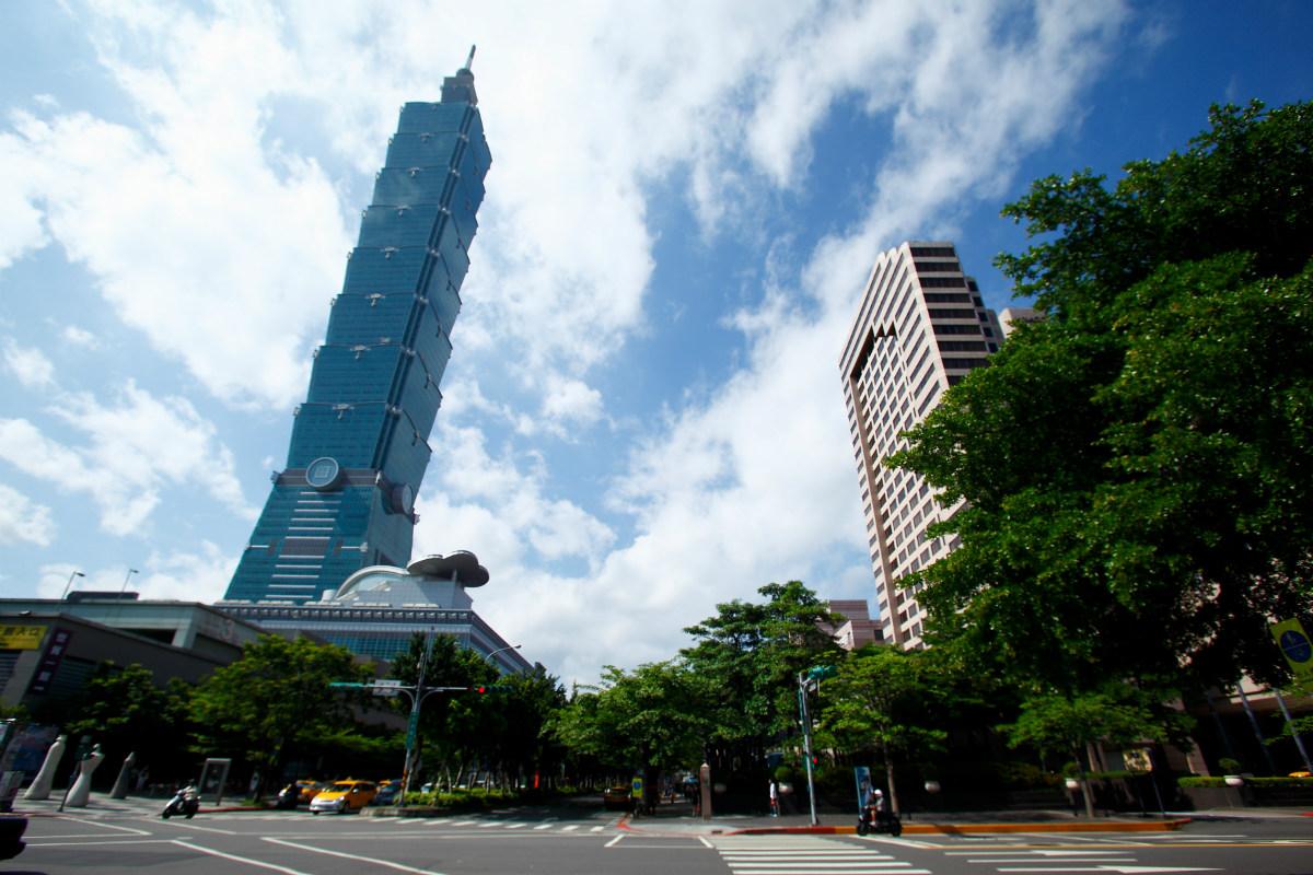"""A Siemens está participando da construção do Taipei 101, segundo maior edifício de escritórios de Taiwan e totalmente """"verde"""""""