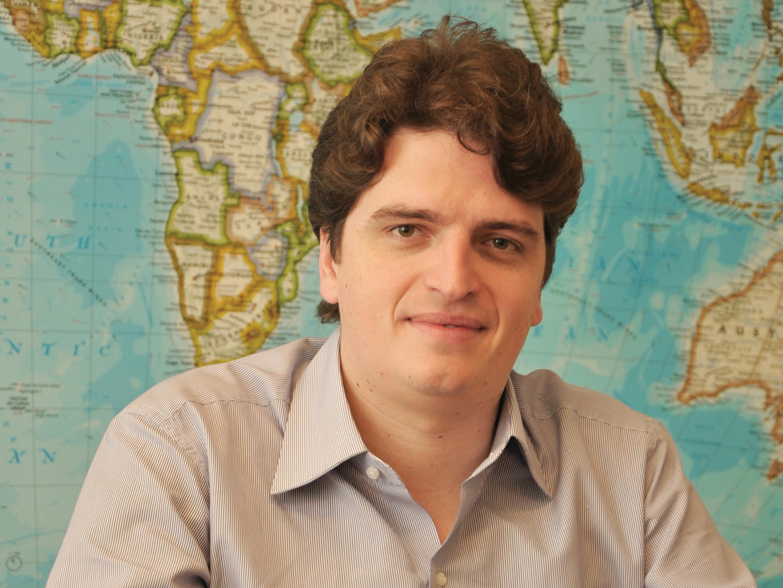 Alessandro Gardemann, vice-presidente da ABiogás