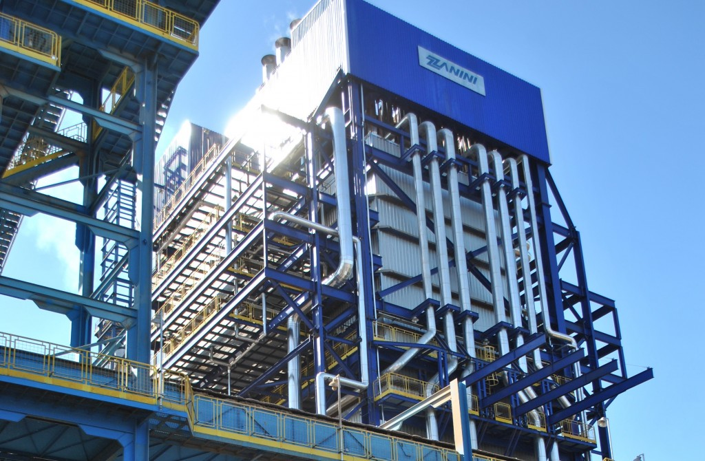 Maior turbina fabricada no Brasil garante produção da Usina Delta