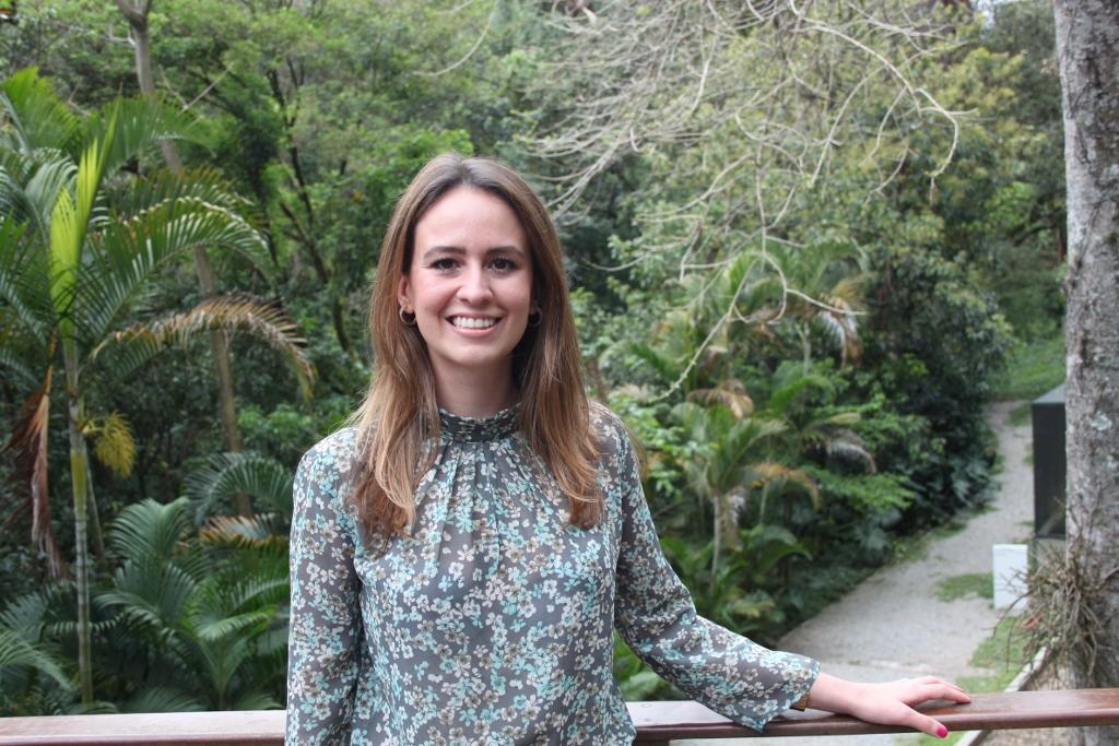 Juliana Odoni, gerente de marketing de Serviços da Siemens Healthineers