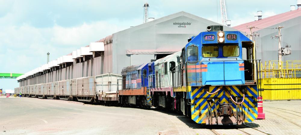 As conexões transformam o terminal em um vetor importante, com uma região de influência de mais de 20 milhões de hectares