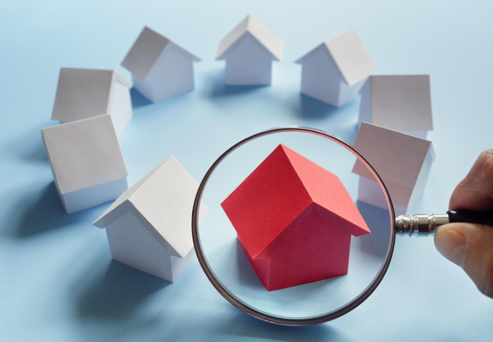 De onde vêm os imóveis vendidos em leilão?