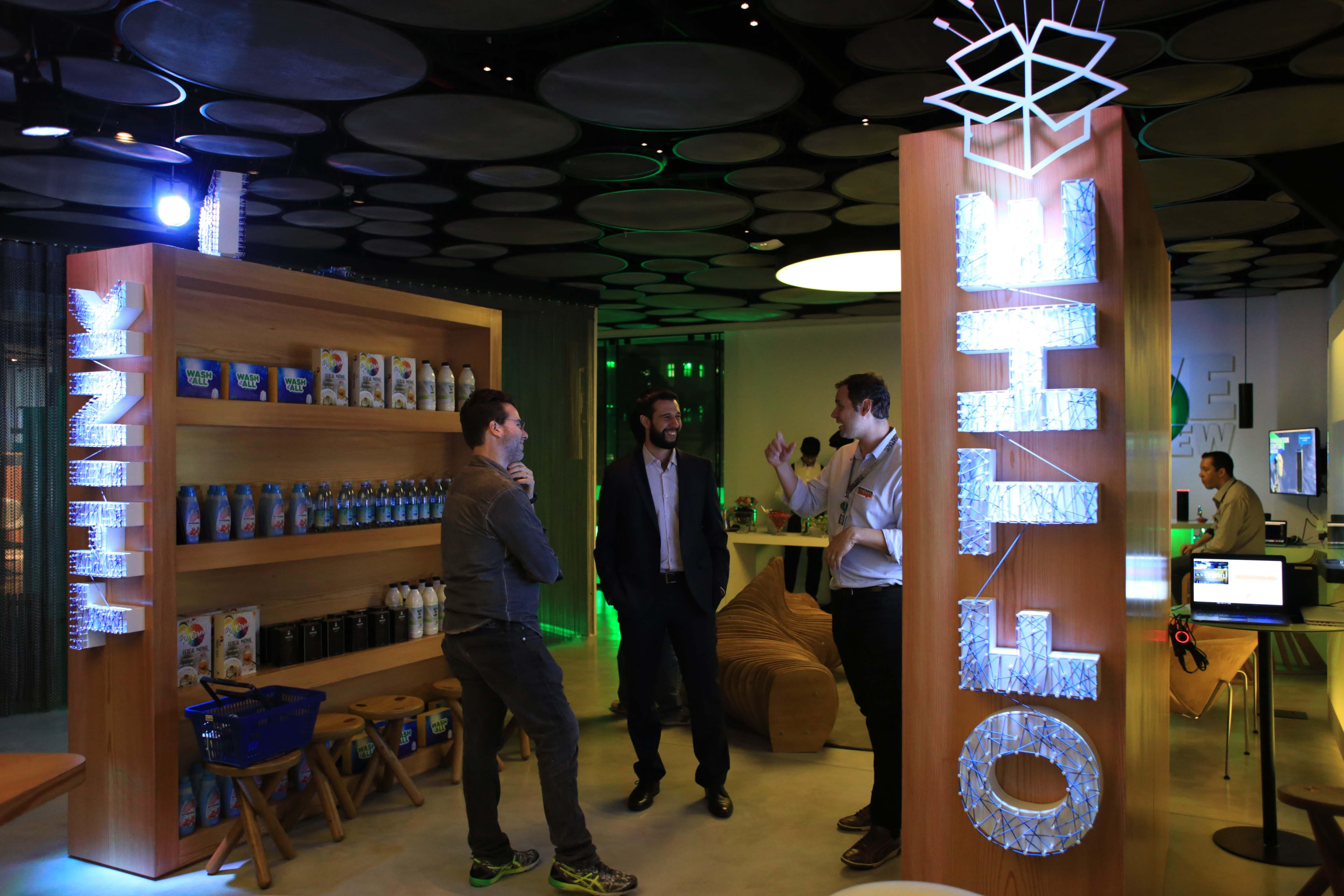 Tecnologias tangíveis: Accenture inaugura centro de inovação em Recife