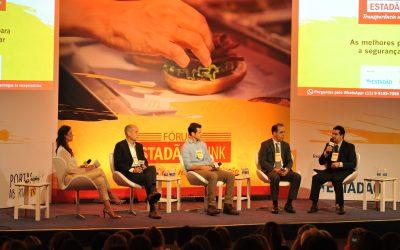 Fórum Estadão Think Transparência na Alimentação 2018
