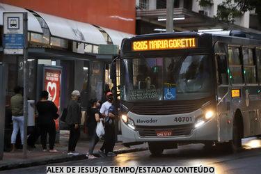 Pandemia muda a rotina de passageiros do transporte coletivo em BH