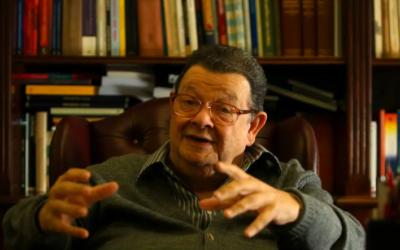 Antonio Delfim Netto é entrevistado por Sonia Racy no projeto Cenários