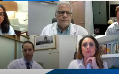 Especialistas discutem avanços no tratamento do câncer em tempos de pandemia