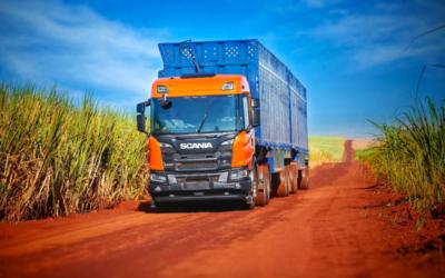Scania G 540 6×4   Mais economia no transporte de cana
