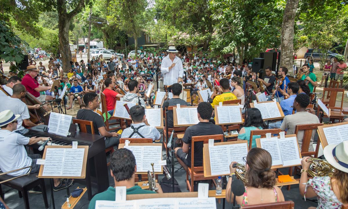 Música como meio de inclusão social
