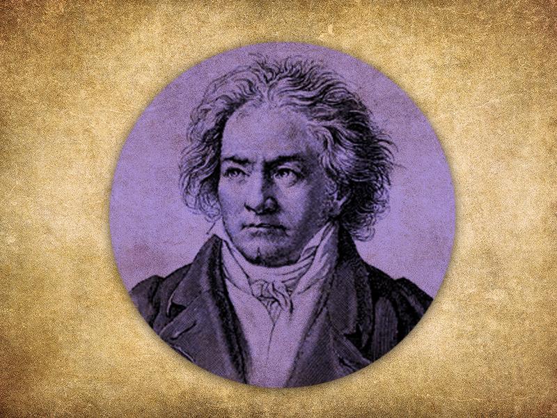 Você é... Ludwig van Beethoven