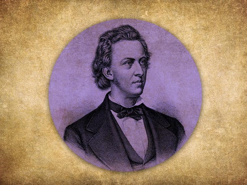 Você é... Frédéric Chopin