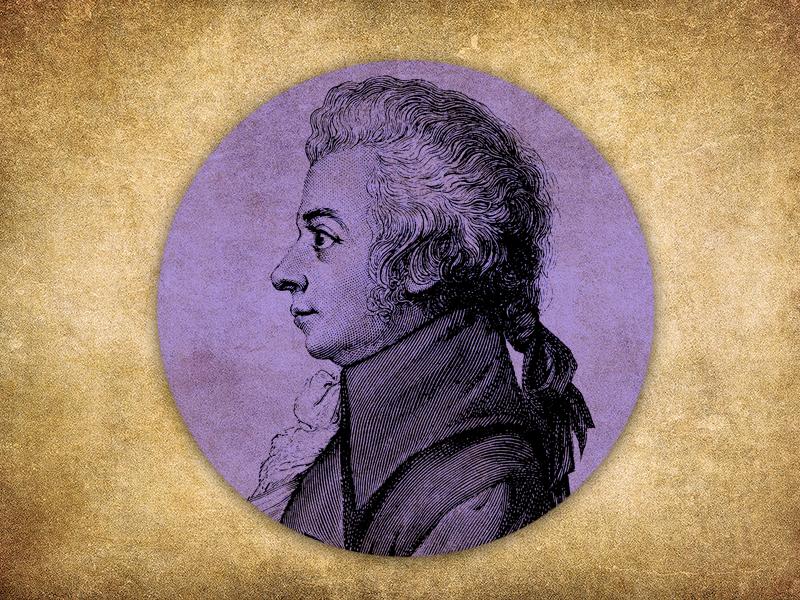 Você é... Wolfgang Amadeus Mozart