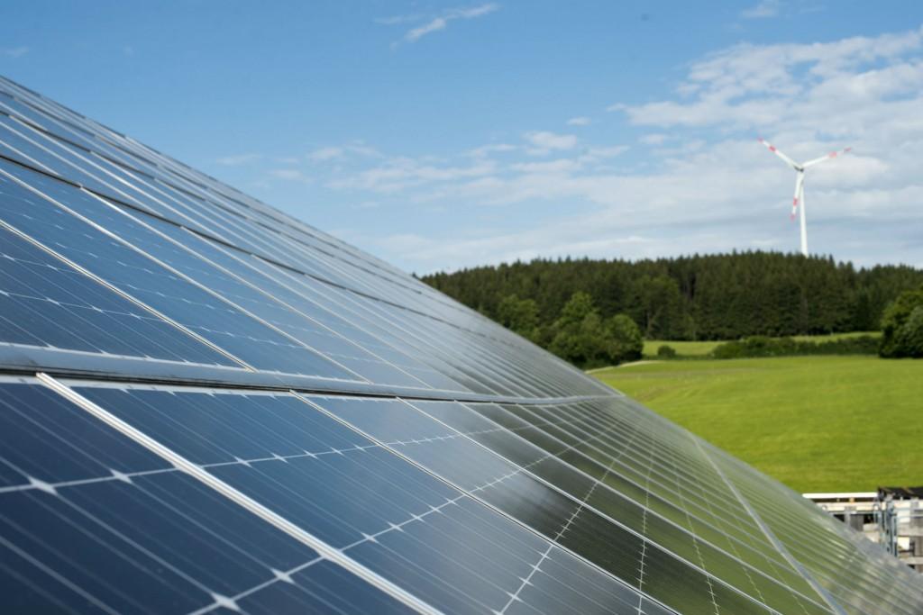 A nova cadeia energética
