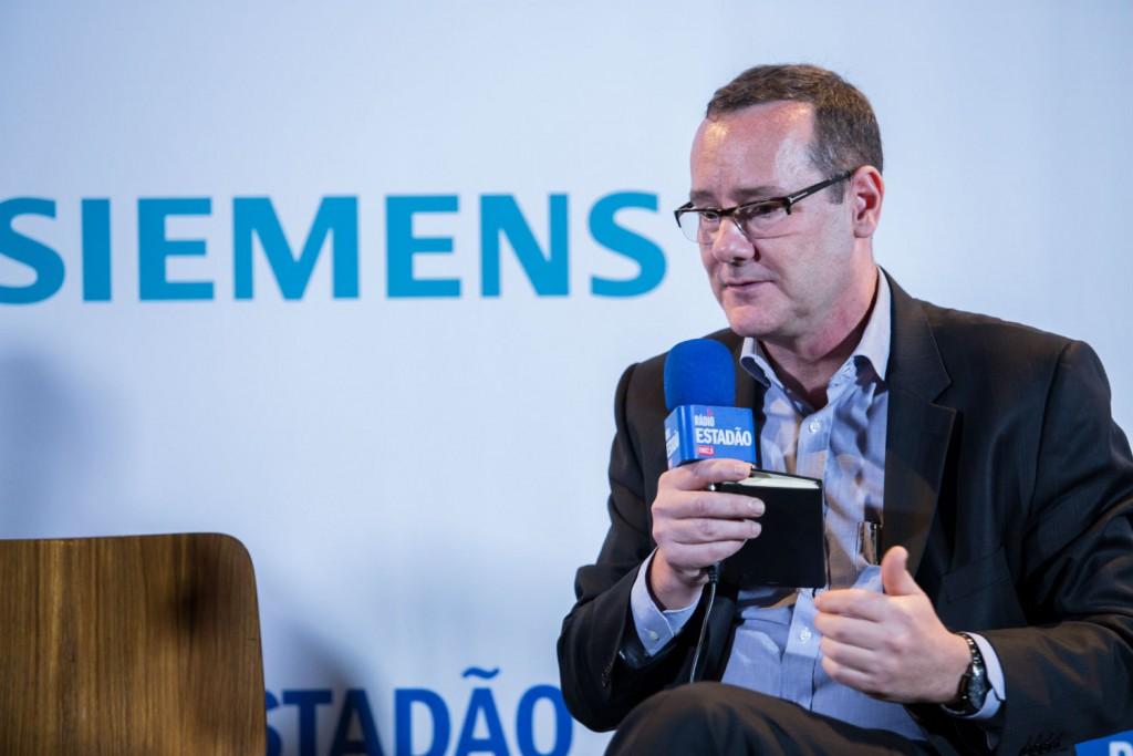 Paulo Stark, CEO da Siemens no Brasil, fala sobre criatividade no trabalho