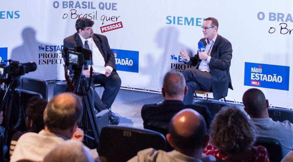 O perfil do profissional do futuro, segundo o CEO da Siemens, Paulo Stark