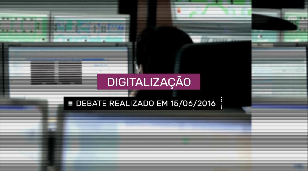VÍDEO: Acompanhe como foi o encontro sobre Digitalização