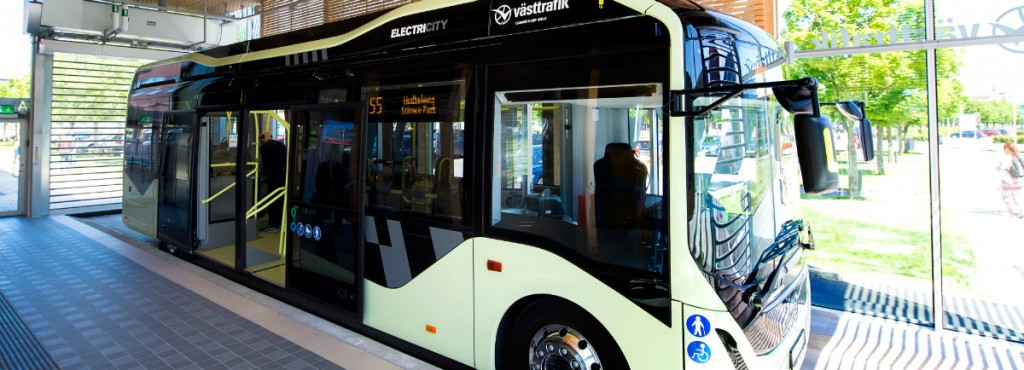 Ônibus elétricos ganham espaço nas grandes cidades